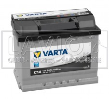 Varta Black Dynamic 12V/56Ah; 480A