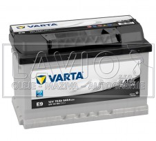 Varta Black Dynamic 12V/70Ah; 640A