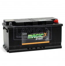 Magic Start autobaterie Ca/Ca 12V/100Ah; 800A