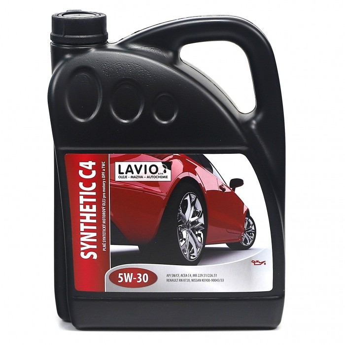 Lavio SYNTHETIC C4 5W-30