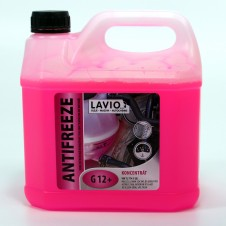 Lavio ANTIFREEZE G12+, koncentrát