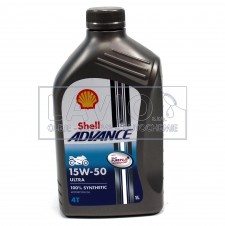 Shell ADVANCE ULTRA 4T 15W-50