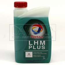 Total LHM PLUS hydraulic-systeme