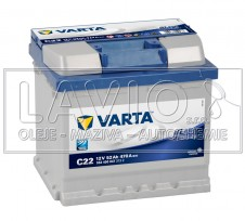 Varta Blue Dynamic 12V/52Ah; 470A
